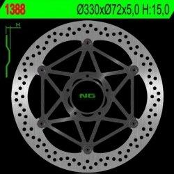 Tarcza hamulcowa przód Ducati 1199 PANIGALE R / S / ABS (12-16)