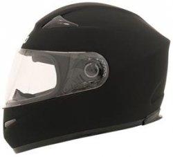 Shiro SH-5500 Solid kask motocyklowy czarny połysk