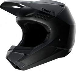KASK SHIFT WHIT3 BLACK MATT M