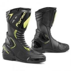 Forma Freccia buty  motocyklowe czarno-żółte fluo