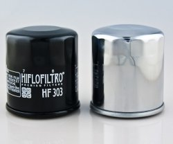 Yamaha FZ6 04-06 filtr oleju