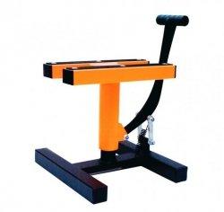 Podstawka pod motocykl cross/enduro pomarańczowa FLUO