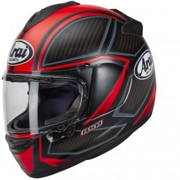 KASK ARAI CHASER-X SPINE FLUOR RED L