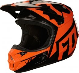 FOX KASK V1 RACE ORANGE