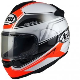 Arai Chaser-X Shaped Red + GRATIS