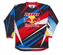 Dziecięca Koszulka MX offroad Kini Red Bull Strike