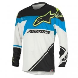 Alpinestars Racer Supermatic koszulka MX enduro