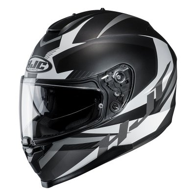 KASK HJC C70 TROKY BLACK/GREY XL