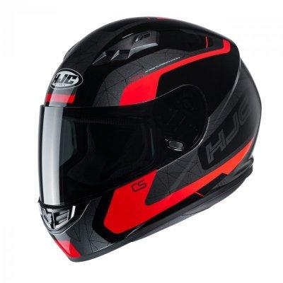 KASK HJC CS-15 DOSTA BLACK/RED S
