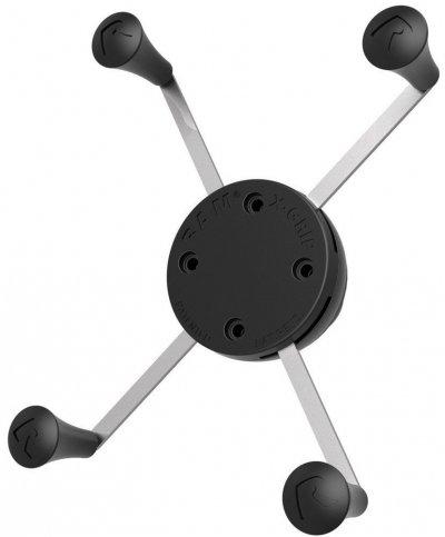 Ram mount uniwersalny uchwyt X-Grip™ IV do dużych smartfonów z 1 calową głowicą obrotową.