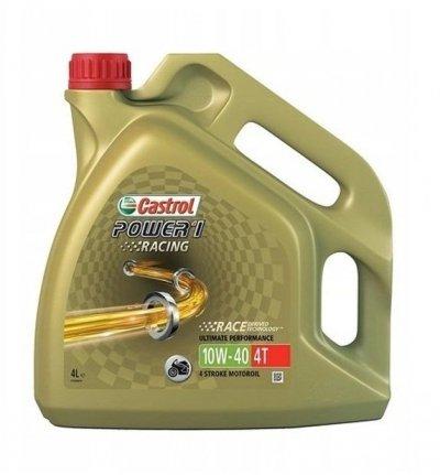 Castrol Power1 Racing 4T 10W40 4L olej syntetyczny