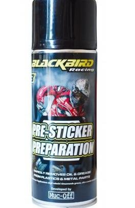 Spray do odtłuszczania plastików Blackbird