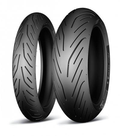 Michelin PILOT POWER 3 120/70ZR17 58W, 180/55ZR17 73W