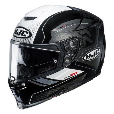 HJC RPHA 70 KASK MOTOCYKLOWY COPTIC BLACK/WHITE