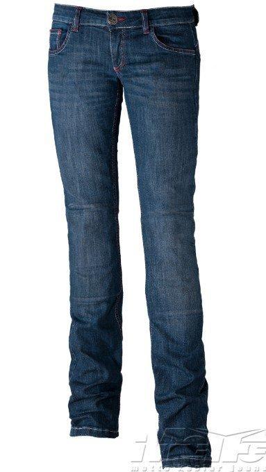 Mottowear Kira X jeansy spodnie motocyklowe damskie