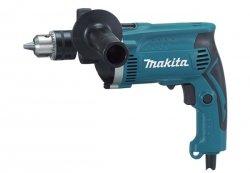 MAKITA WIERTARKA UDAROWA 710W 1,5-13mm  HP1630K + WALIZKA