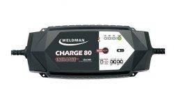 PROSTOWNIK WELDMAN CHARGE 80 12V/24V 230V  12/24V  7A  14-230Ah