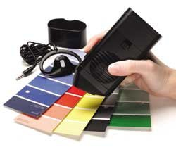 Detektor kolorów
