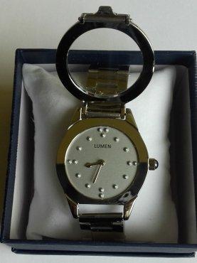 Zegarek brajlowski męski