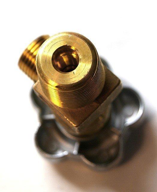 Zawór Argon 25E (duży czop) W21.8 230 bar PERGOLA najwyższa jakość