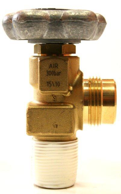 Zawór Powietrze AIR 25E (duży czop), 300 bar GCE