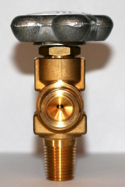 Zawór Azot 17E (mały czop) W24,32 200 bar GCE