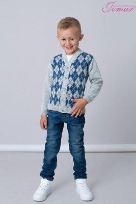Sweterek chłopięcy 732