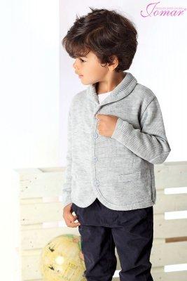 Sweterek chłopięcy 417