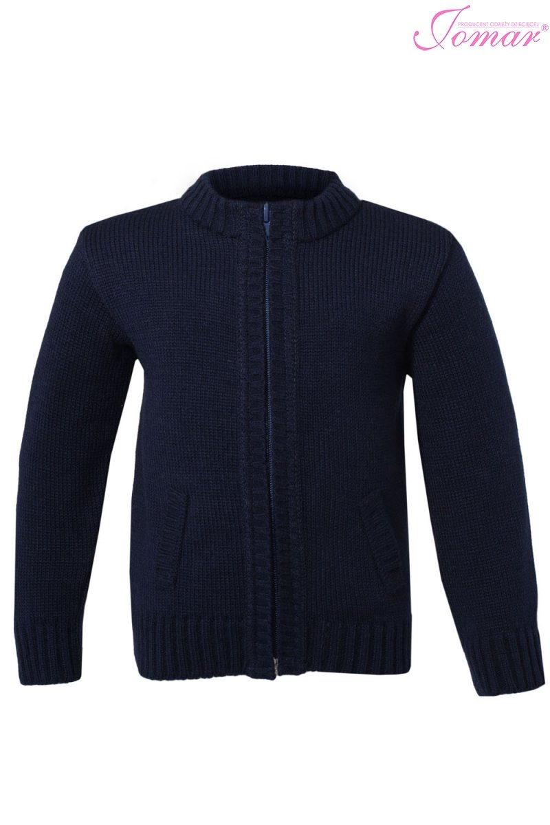 Sweterek chłopięcy 748