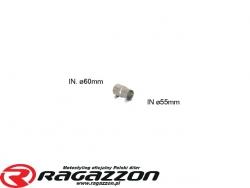 Złączka adapter przejściówka wydechu RAGAZZON EVO ONE LINE sportowy wydech