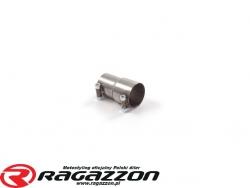 Adapter zwężający wydechu 70/60mm RAGAZZON EVO ONE LINE sportowy wydech