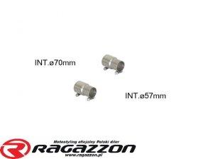 Adapter / przejściówka wydechu RAGAZZON EVO LINE