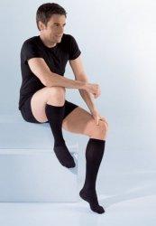 Sigvaris Samson - profilaktyczne podkolanówki uciskowe dla mężczyzn 280 den (do 19 mmHg)