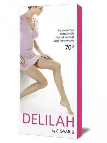 Sigvaris Delilah - profilaktyczne rajstopy uciskowe 70 Den
