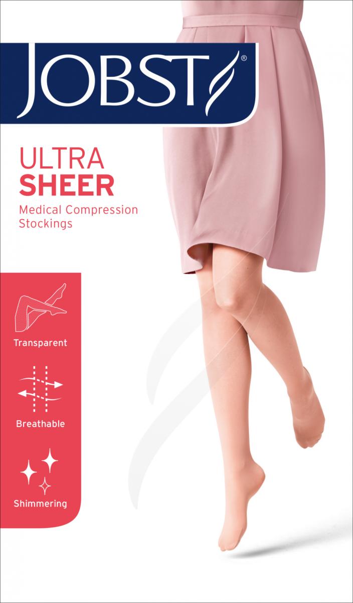 JOBST ULTRA SHEER- Rajstopy uciskowe CCL2