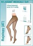 RELAXSAN Rajstopy medyczne I Klasa Ucisku 15-21 mmHg - Linia Medicale Soft
