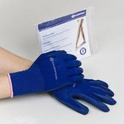 BAUERFEIND VenoTrain – rękawiczki do nakładania wyrobów uciskowych