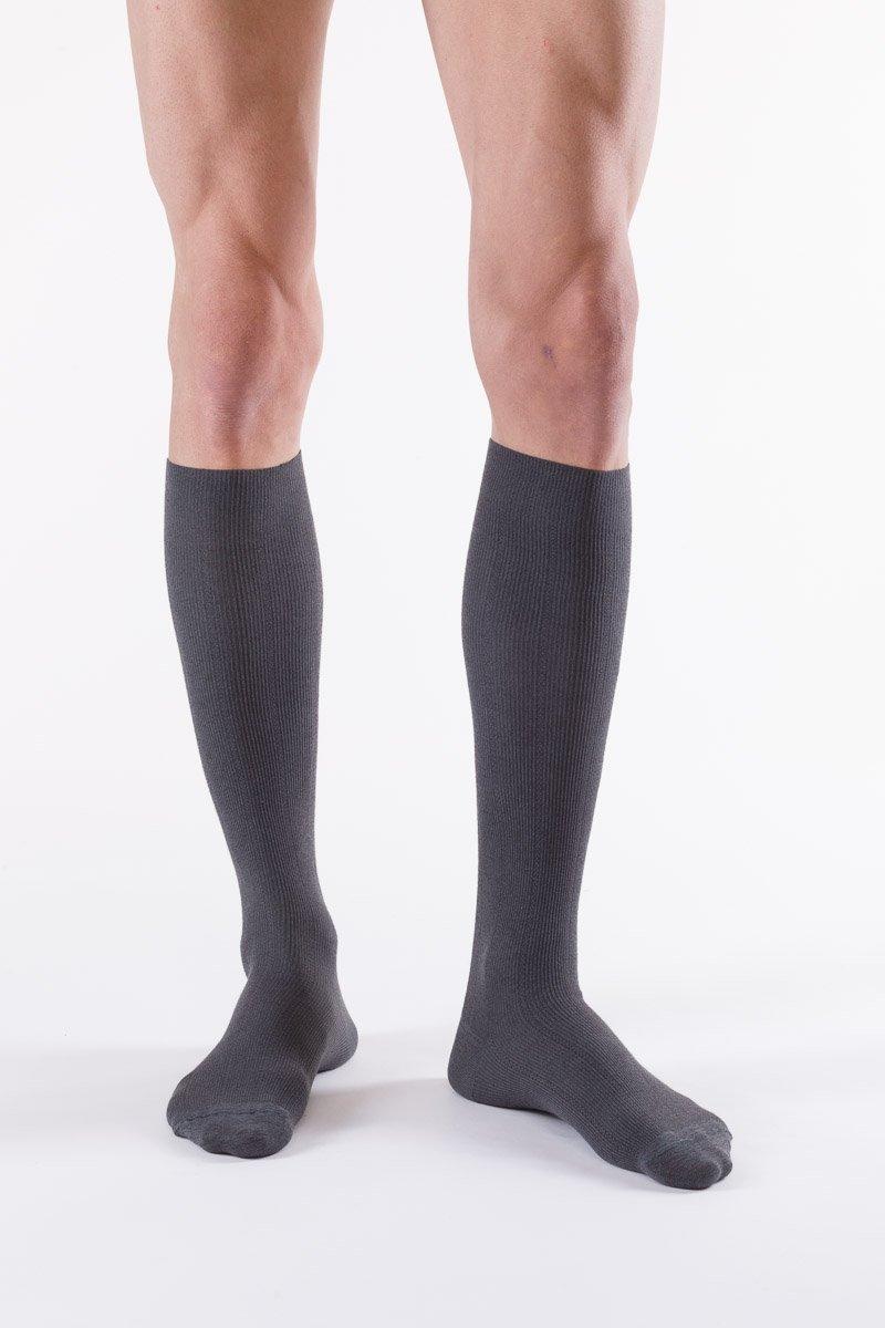 Venoflex Podkolanówki przeciwżylakowe I klasy ucisku (15-20 mmHg) FAST COTON z bawełną dla mężczyzn