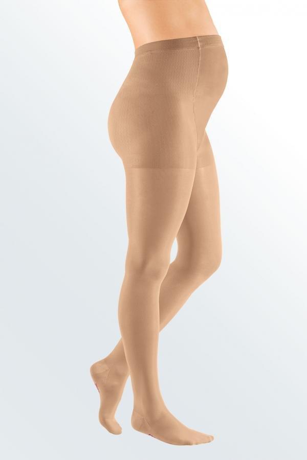 MEDI Rajstopy uciskowe ciążowe II stopnia kompresji Mediven Elegance