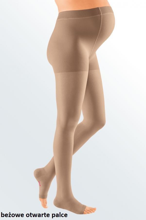 MEDI Rajstopy uciskowe ciążowe II stopnia kompresji Mediven Plus
