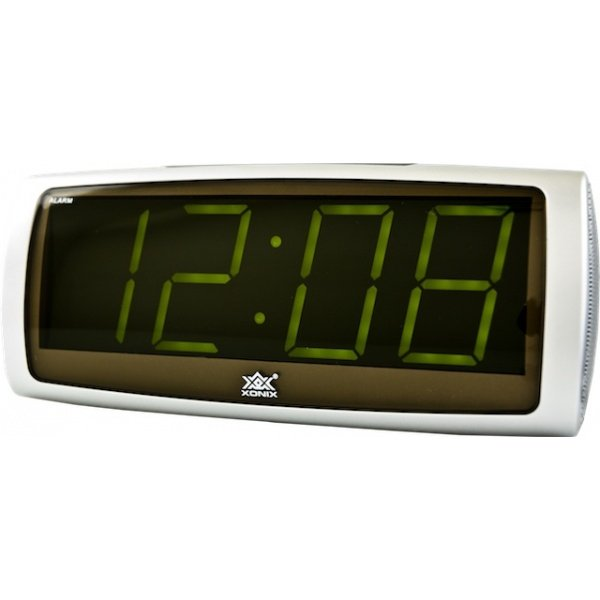 Elektroniczny budzik z bardzo dużym wyświetlaczem Xonix 1819