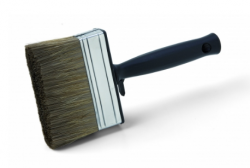 Pędzel Shuller do zabezpieczania drewna do impregnatów i rzadkich farb 120mm