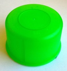 Lakier farba fluorescencyjny spray zielony 400