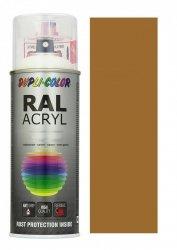 MOTIP lakier ochra farba połysk 400 ml akrylowy acryl szybkoschnący RAL 8001