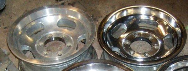 AUTOSOL pasta polerska do aluminium Aluminium Polish 75 ml