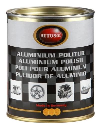 AUTOSOL pasta polerska do aluminium aluminium polish 750 ml