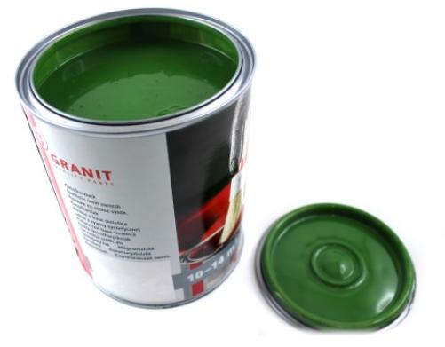 Farba lakier krone zielony (nowy) 1 l NOPOLUX WILCKENS