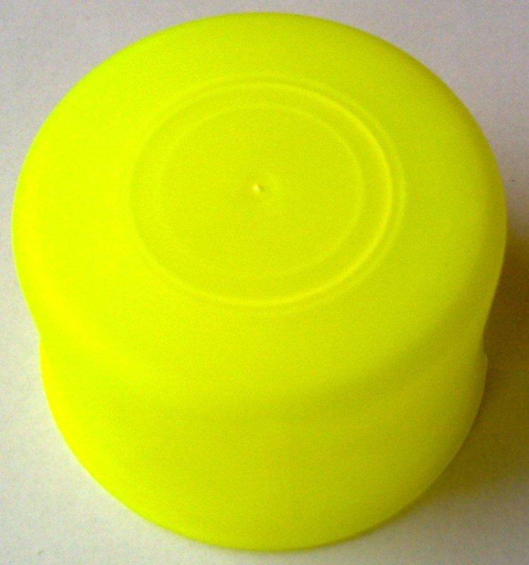 deco farba fluorescencyjna spray żółta 400ml
