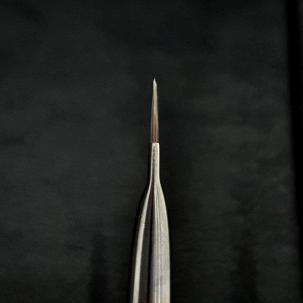 Pędzel ANAGEN do stylizacji brwi (skośny) + pudełko