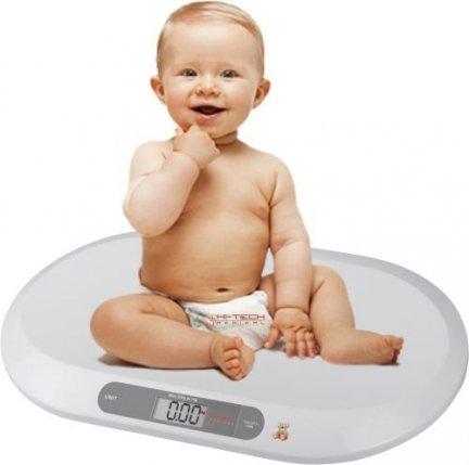 Waga elektroniczna dziecięca (pediatryczna) - KT Baby Skale
